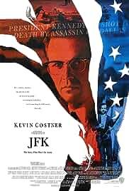 JFK film poster