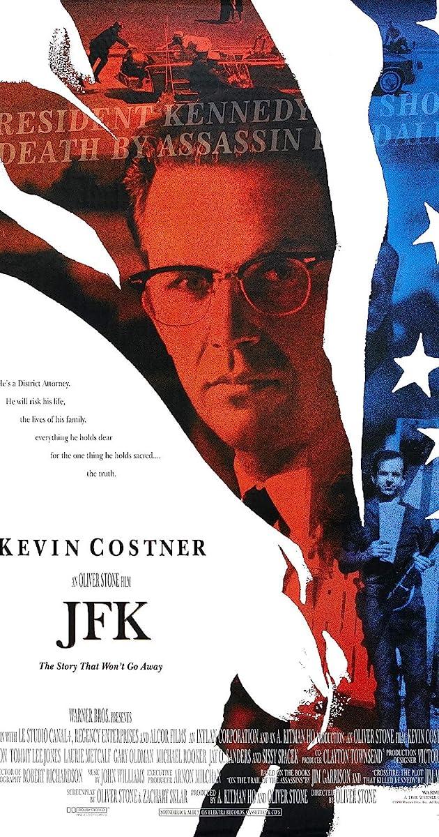 JFK: Džonas F. Kenedis. Šūviai Dalase / JFK (1991)