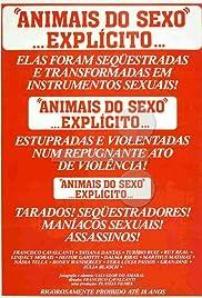 Animais do Sexo Poster