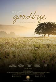To Say Goodbye Poster