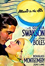 Music in the Air (1934) Poster - Movie Forum, Cast, Reviews