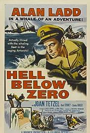 Hell Below Zero Poster