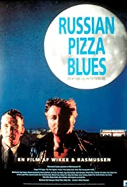Russian Pizza Blues Poster