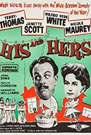 His and Hers (1961) Poster - Movie Forum, Cast, Reviews