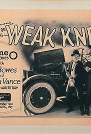 Weak Knees Poster