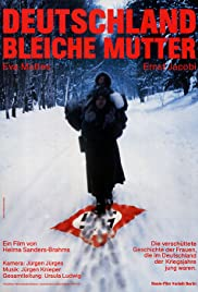 Germany Pale Mother (1980) Poster - Movie Forum, Cast, Reviews