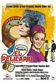 El relicario Poster