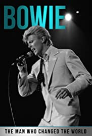 Bowie: The Man Who Changed the World Poster