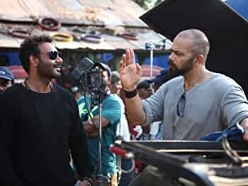 Ajay Devgn and Rohit Shetty in Golmaal Again (2017)