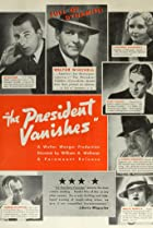 Image of The President Vanishes