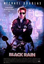 Black Rain (1989) Poster - Movie Forum, Cast, Reviews
