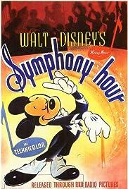 Symphony Hour Poster