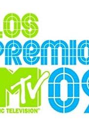 2009 MTV Los Premios Poster