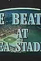 Image of The Beatles at Shea Stadium