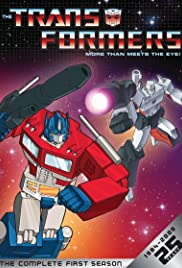 The Transformers Poster - TV Show Forum, Cast, Reviews