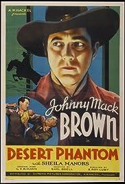 Desert Phantom Poster