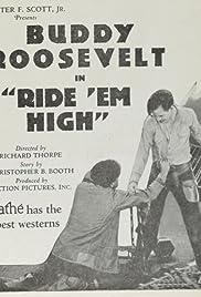 Ride 'em High Poster