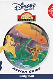 The Lion King II: Simba's Pride Active Play Poster