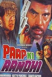 Paap Ki Aandhi Poster