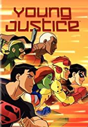 Young Justice - Invasion poster