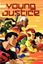 Young Justice (2010) Poster