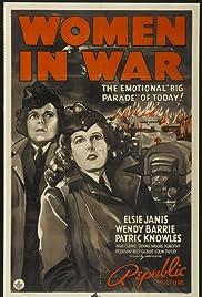 Women in War Poster