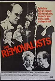 The Removalists Poster