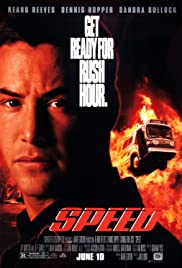 Speed (1994) Poster - Movie Forum, Cast, Reviews