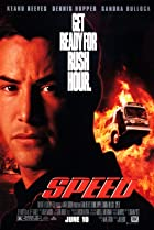 Speed (1994) Poster