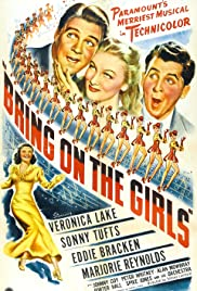 Bring on the Girls Poster