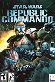 Star Wars: Republic Commando Poster