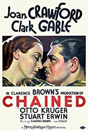 Chained (1934) Poster - Movie Forum, Cast, Reviews