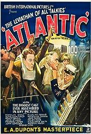 Atlantic(1929) Poster - Movie Forum, Cast, Reviews