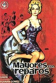 Mayores con reparos Poster