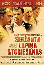 Serzanta Lapina atgriesanas Poster