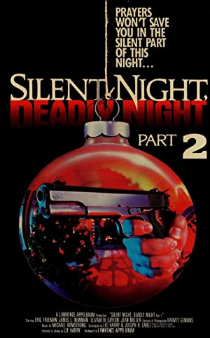 Silent Night, Deadly Night 2 poster