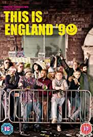 This is England '90 tv poster