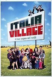Italia Village Poster