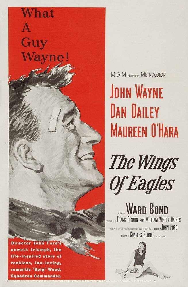 image The Wings of Eagles Watch Full Movie Free Online