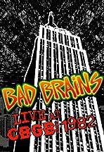 Bad Brains Live at CBGB OMFUG 1982