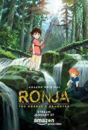 Ronja, the Robber's Daughter Poster - TV Show Forum, Cast, Reviews
