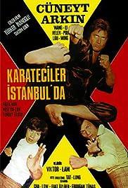 Karateciler Istanbul'da Poster