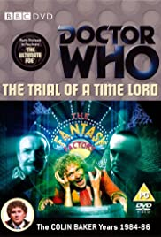 The Trial of a Time Lord: Part Thirteen Poster