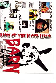 Barn of the Blood Llama Poster