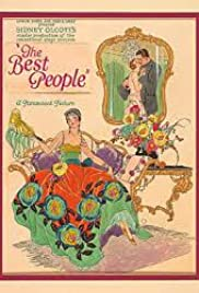 The Best People Poster