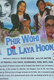 Phir Wohi Dil Laya Hoon Poster