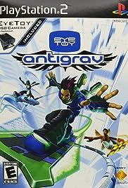 EyeToy: AntiGrav Poster