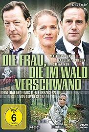 Die Frau, die im Wald verschwand Poster
