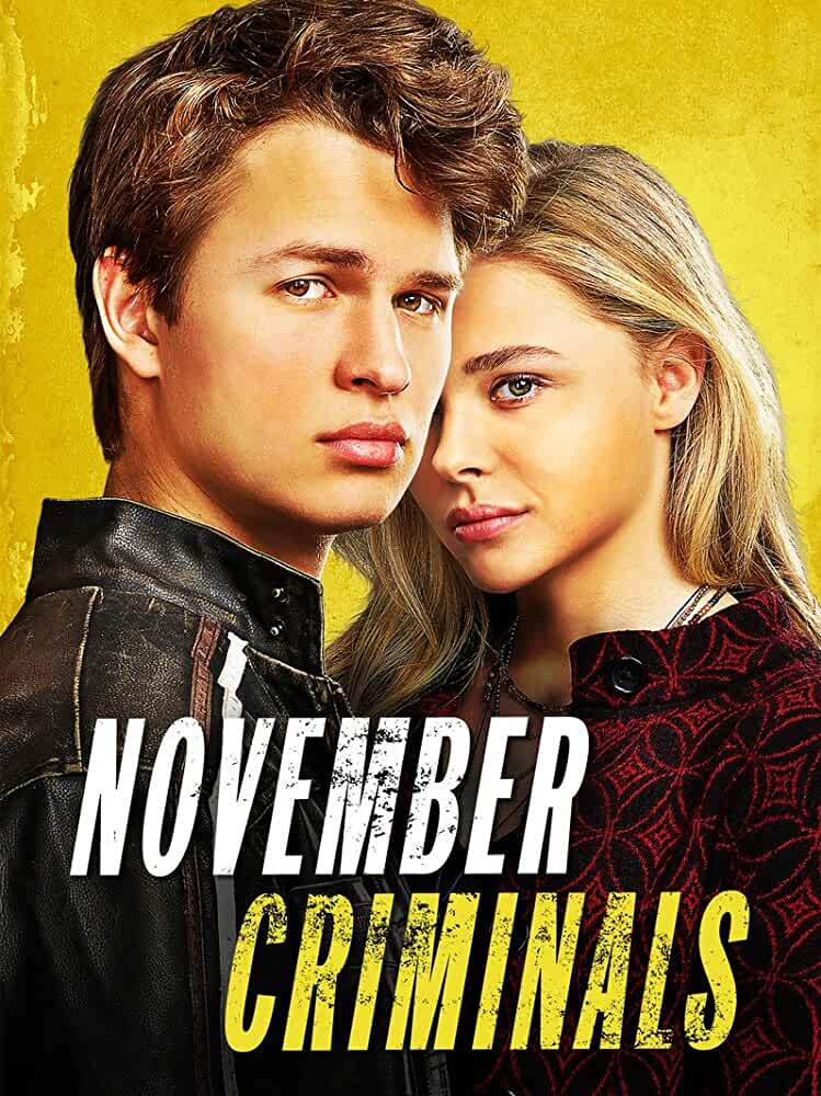 November Criminals 2017 English 480p Web-DL full movie watch online freee download at movies365.cc