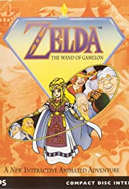 Zelda: The Wand of Gamelon (1993) Poster - Movie Forum, Cast, Reviews